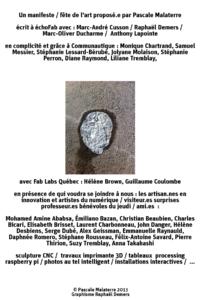 carterecto17janvier2013-200x300 échoFab soulignera la Fête de l'art
