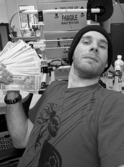 IMG 0929 - Collecte d'argent Canadian Tire -  Les résultats!