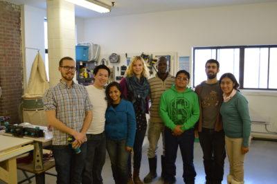 DSC 03321 - Rencontre avec les jeunes entrepreneurs