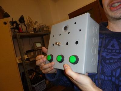P10001081 - Pédalier pour amplificateur