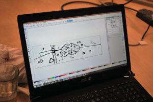 final etch design