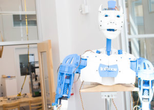 InMotion 300x214 - InMoov, le robot humanoïde